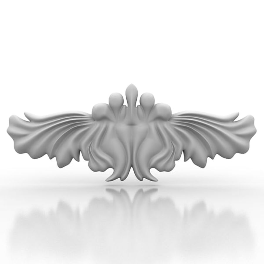 Architectural Elements 74 royalty-free 3d model - Preview no. 1