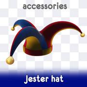 小丑帽 3d model