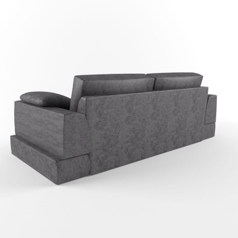 - Sofa Natuzzi 3D-Modell $10 - .max .obj .fbx - Free3D