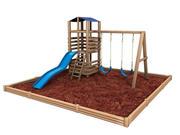 Plac zabaw lub zestaw zabaw 3d model