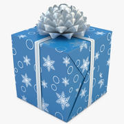 Weihnachtsgeschenk 2 3d model
