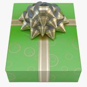 Weihnachtsgeschenk 3 3d model