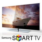 Samsung 60 Zoll F7000 Smart Evolution 3D Full HD LED Fernseher 3d model