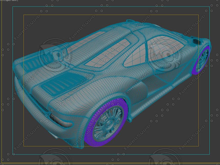 Car_02 royalty-free 3d model - Preview no. 11