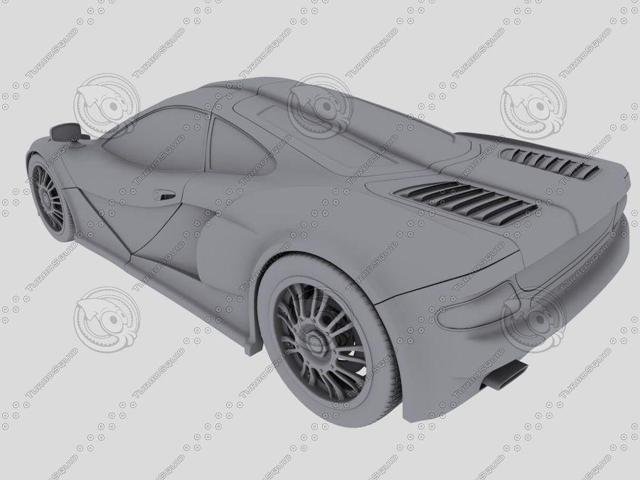 Car_02 royalty-free 3d model - Preview no. 6