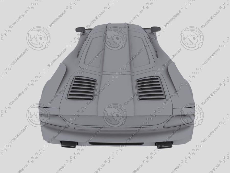 Car_02 royalty-free 3d model - Preview no. 7