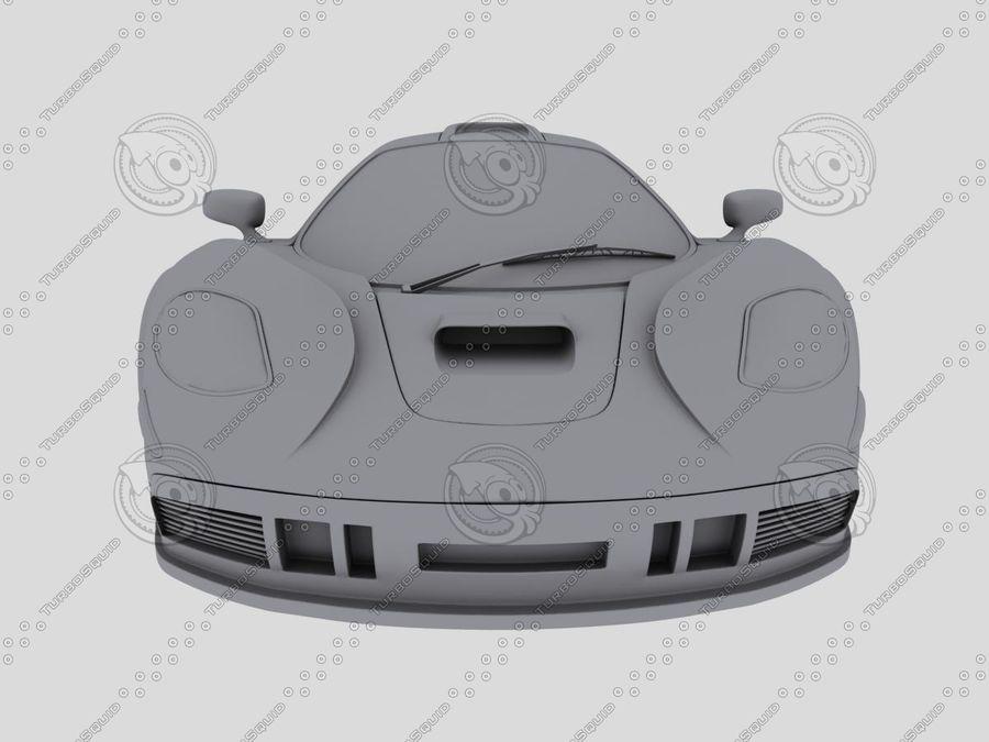 Car_02 royalty-free 3d model - Preview no. 5