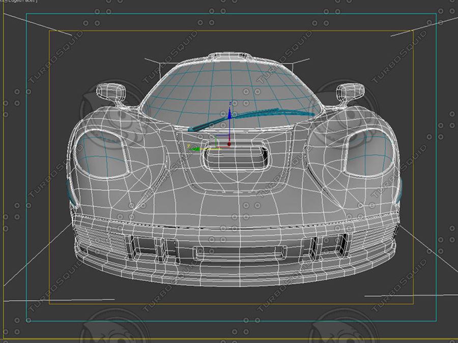 Car_02 royalty-free 3d model - Preview no. 10