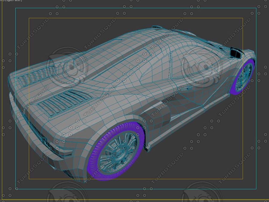 Car_02 royalty-free 3d model - Preview no. 13