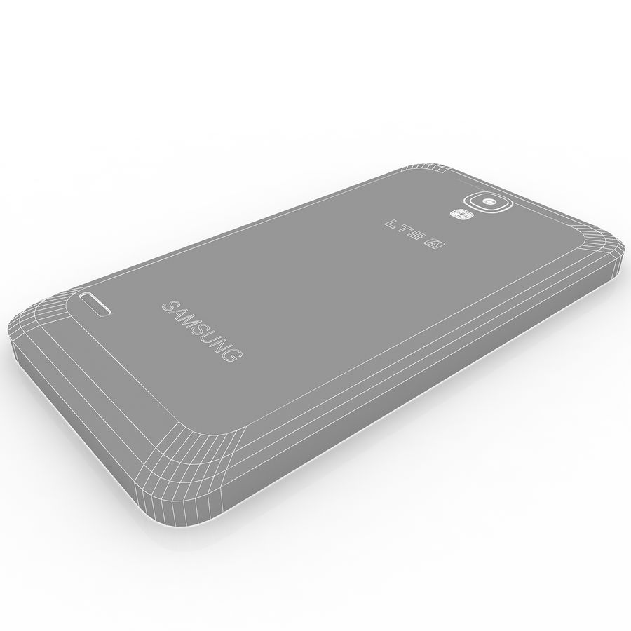 Samsung Galaxy Round royalty-free 3d model - Preview no. 8