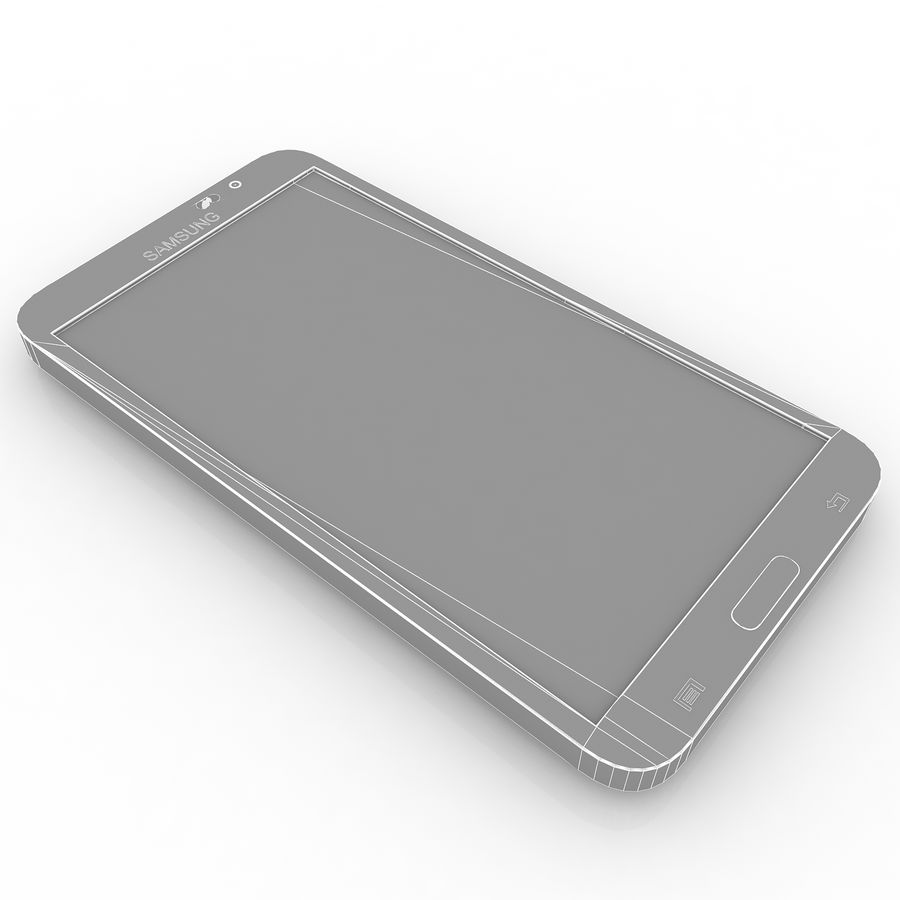 Samsung Galaxy Round royalty-free 3d model - Preview no. 10
