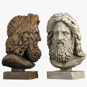 Zeus Head 3d model