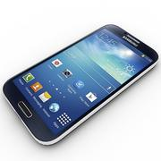 Samsung I9502 Galaxy S4 3d model