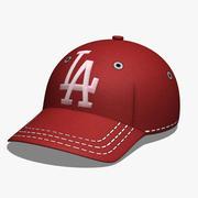 棒球帽 3d model