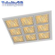 Leaf Panels 3d model