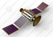Sat-01 3d model