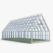 Invernadero modelo 3d