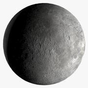 Måne 3d model