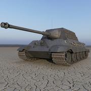 JagdTiger 3d model