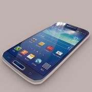Samsung I9506 Galaxy S4 (Arctic Blue) 3d model