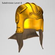 Scythische helm 3d model