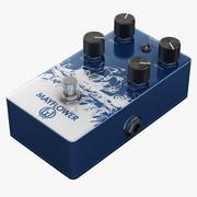 Gitaar Overdrive pedaal Walrus Audio Mayflower 3d model
