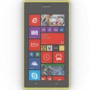 Nokia Lumia 1520 3d model