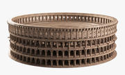 Romerska Colosseum 3d model