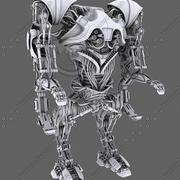 Robot01 3d model