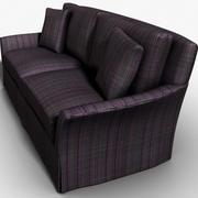 Haver soffa 3d model