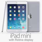 iPad mini с дисплеем Retina 3d model