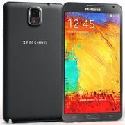 Samsung Galaxy Note 3 3d model