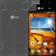 LG Venice 3d model