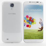 Samsung I9506 Galaxy S4ホワイト 3d model