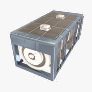 Conteneur C 3d model