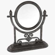 Heller Stand Mirror 3d model