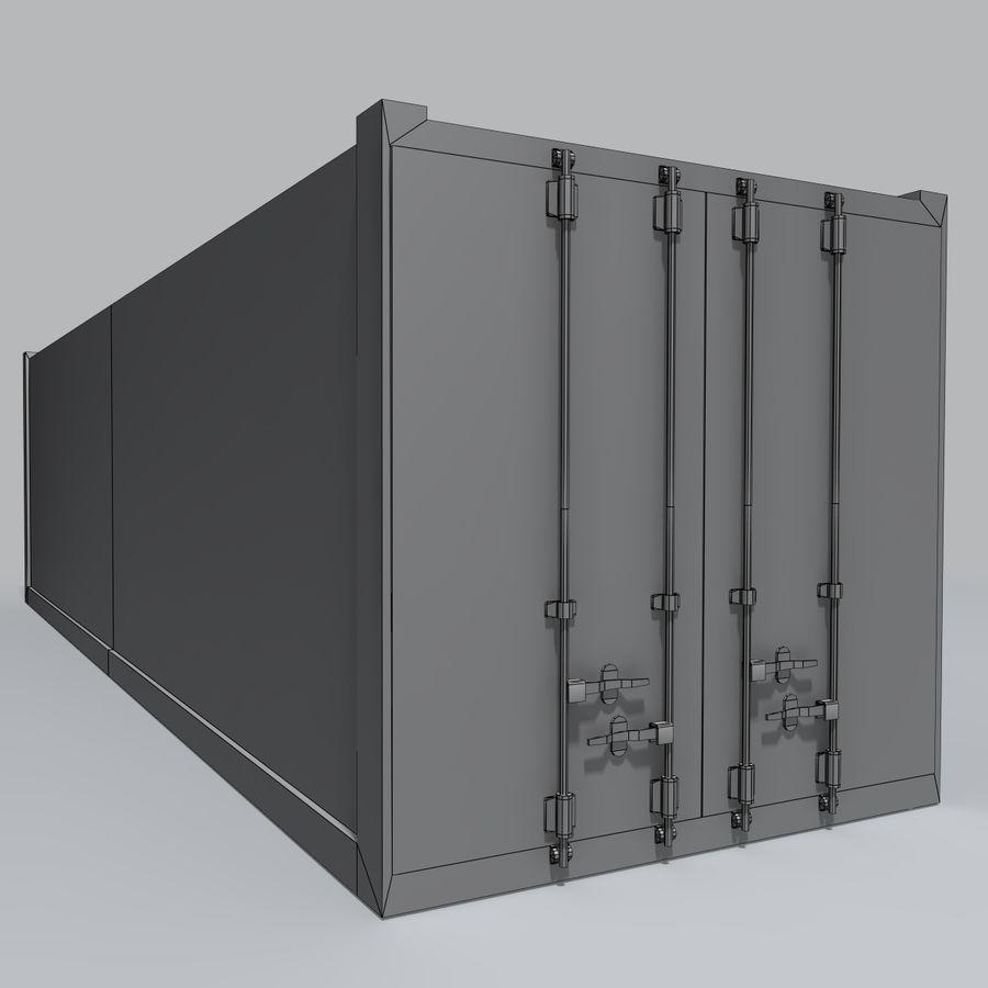 화물 royalty-free 3d model - Preview no. 12