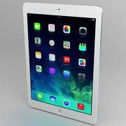 Apple iPad Air 3d model