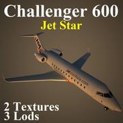 CL60 JSA 3d model