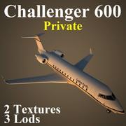 CL60 PVT 3d model