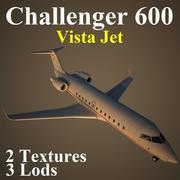 CL60 VJT 3d model