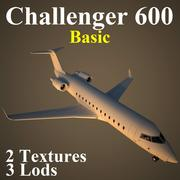 CL60 Basic 3d model