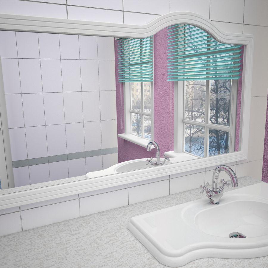 Banyo Mobilyaları 04 royalty-free 3d model - Preview no. 8