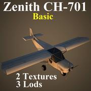 CH70 Basic 3d model