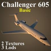 CL605 Basic 3d model