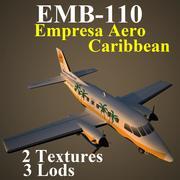 E110 CRN 3d model