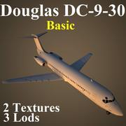 DC93 Basic 3d model