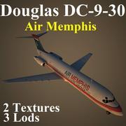 DC93 MHS 3d model