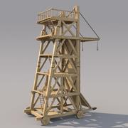 공성전 3d model