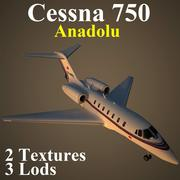 C750 AND 3d model